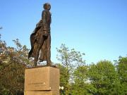Сочи, памятник Островскому