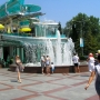 Фонтан в центре Сочи