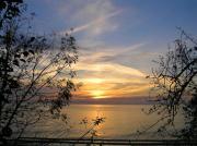 Закат в Джубге