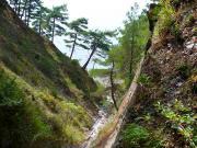 Природа в районе бухты Инал