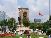 На улице Таксим, Стамбул