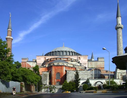 Мечеть Хагии Софии