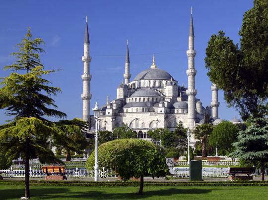Мечеть Султан Ахмед, Стамбул