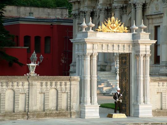 Летний дворец Бейлербей в Стамбуле