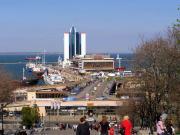 Морской вокзал в Одессе