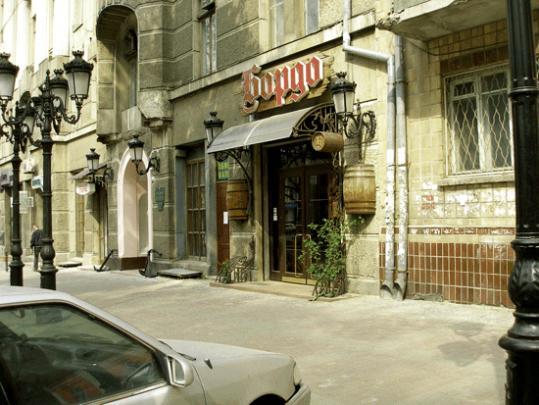 На улочке Одессы