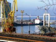 Моской порт в Одессе
