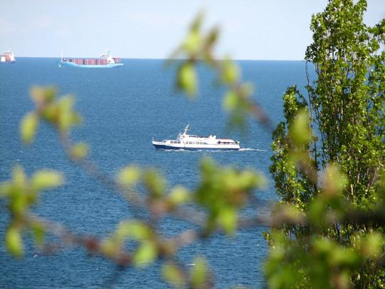 Черное море, Одесса