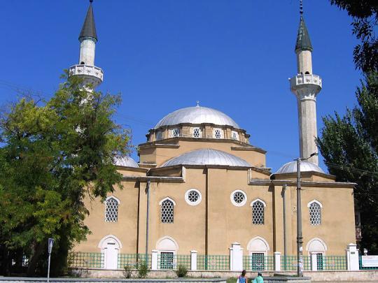 Мечеть в Евпатории