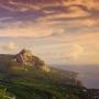 Закат над Форосом