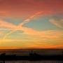 Небо, закат