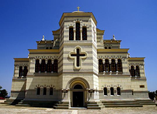 Севастополь, церковь