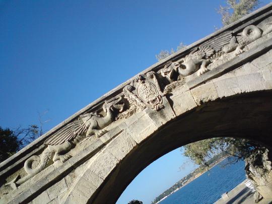 Мост в Севастополе