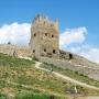 Крепость в Феодосии