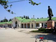 Феодосия, Ж/Д вокзал