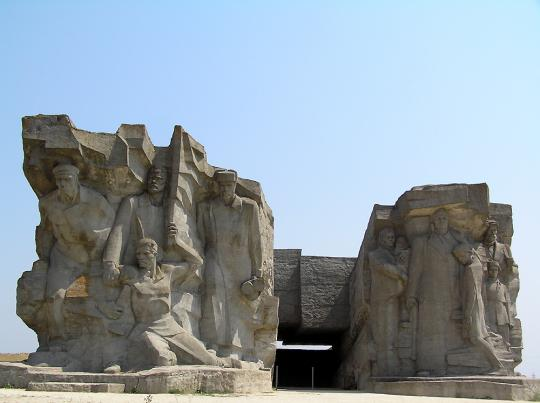 Аджимушкай. Мемориал