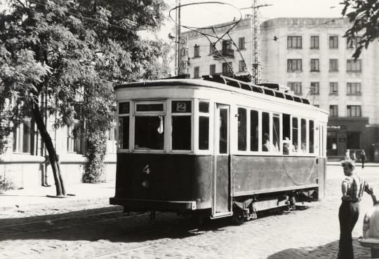 Вагон №4 , 1966 год