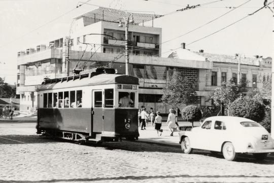 Вагон №17, 1966 год