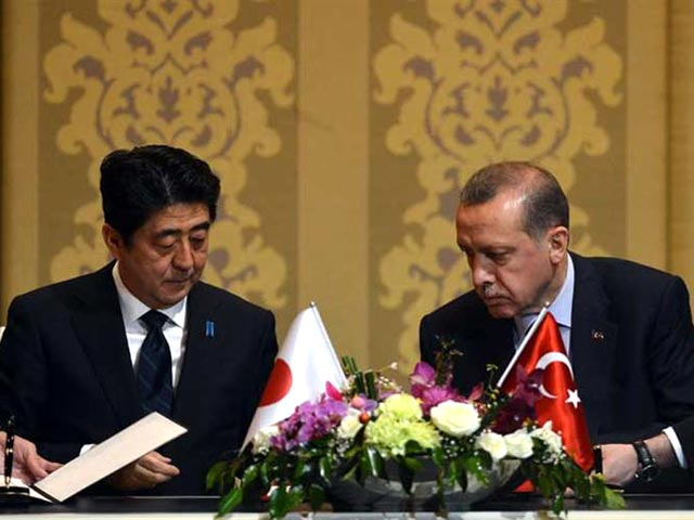 Турки хотят построить АЭС на Черном море