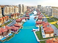Более 2000 домов и квартир купили россияне в Турции
