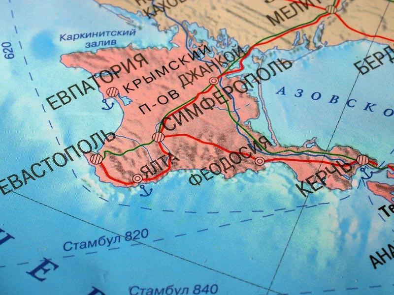 Крым движется к России