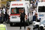 В центре турецкой Антальи произошел взрыв