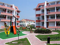 Курортный комплекс Sunny Fort