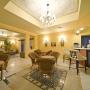 Alex Beach Hotel: Лобби бар