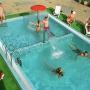 Паллада: Бассейн с подогревом