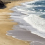 Соня / Sonya: Пляж курорта Равда