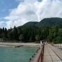 У Монастыря: Пляж