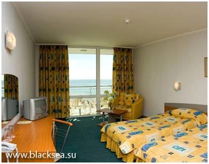 Каталог гостиниц черное море
