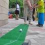 Альфа: Мини-гольф во дворе