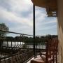 Гостиница Страна Магнолий: Балкон в номере