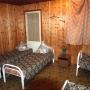 База отдыха Садко: Номер в деревянном домике