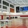 Октябрьский: Спортивный зал