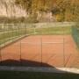 Шахе: Теннисный корт